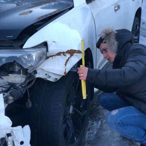 Эксперт-техник Дмитрий, осмотр Toyota Land Cruiser 200